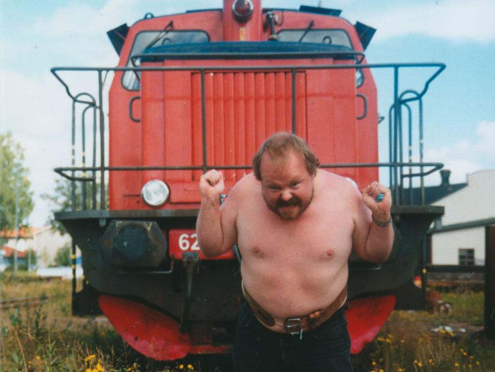 Kalle Moraeus försöker slå världsrekord
